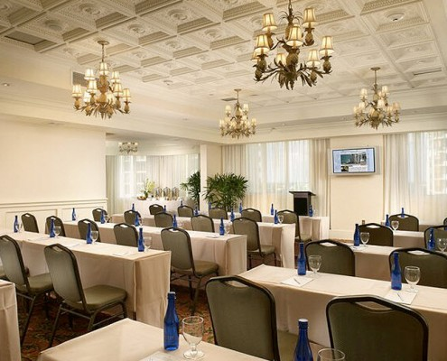 grand pelican meeting room
