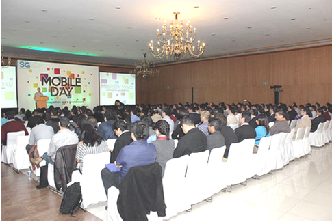 The plenary sessions were attended by over 300 people