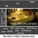 w3c html5 kitchen sink