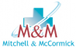 Mitchell and McCormick's logo