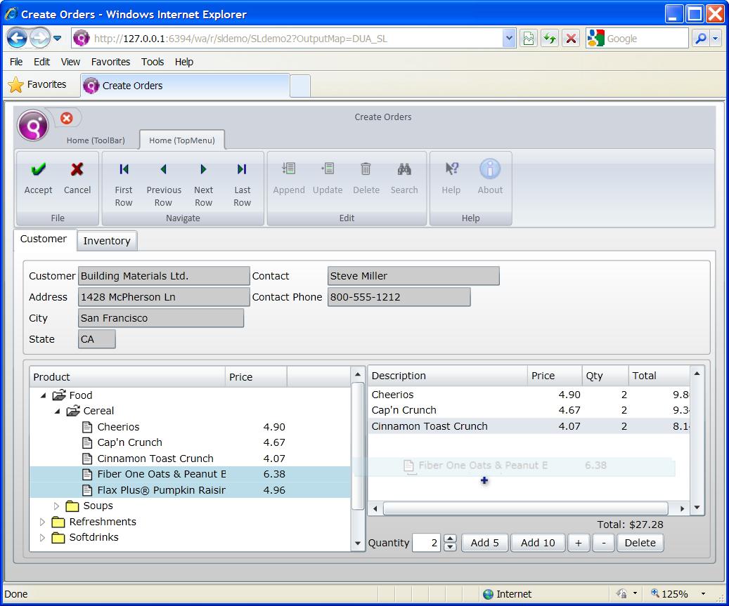 IBM I4GL to Genero - Genero programming with Four Js : The