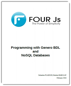 NOSQL JSON White Paper